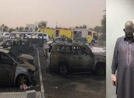 Arsonist arrested for starting Dubai Outlet Mall fire
