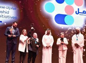 Arab Hope Maker award goes to Egyptian helping homeless rebuild their lives