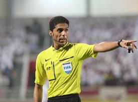 Saudi Arabia suspends World Cup referee over bribery