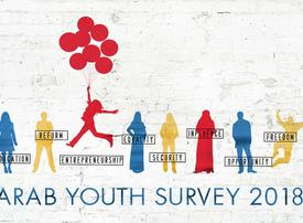 Video: Five key findings of Arab Youth Survey 2018