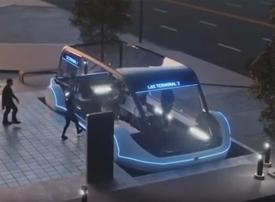 Video: Elon Musk's plans for tunnel travel