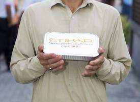 UAE's Etihad vows to deliver 150,000 meals per year to charity