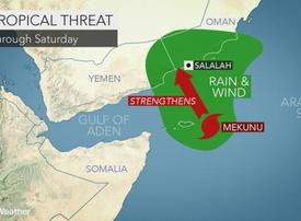Cyclone Mekunu could cost Omani insurance providers $400m