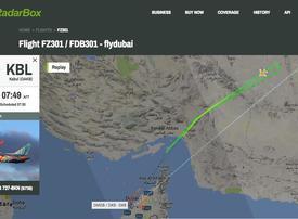 FlyDubai, GCAA, deny flight was hijacked in Iranian airspace