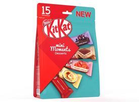 Nestle launches new Dubai-produced KitKat range