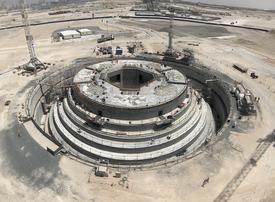 $1bn Dubai Creek Tower hits construction milestone