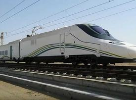 Saudi's high-speed Haramain railway to be inaugurated today