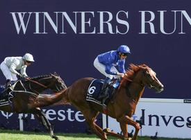 Godolphin wins Epsom Derby for first time with Masar