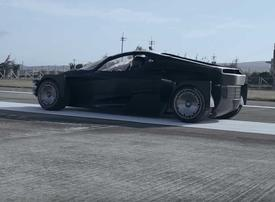 Video: Prototype electric car could give the Tesla Roadster a run for its money