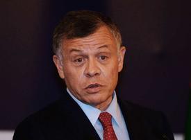 Jordan king seeks urgent funding for Palestinian refugees after US exit