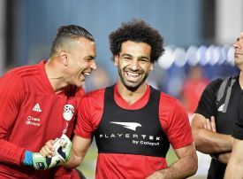 Egypt fans pin hopes on injured Salah for World Cup glory