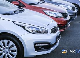 Toyota, Nissan lead UAE used car market - study