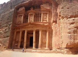 Amid Covid-19 pandemic, Jordan's Petra a ghost town