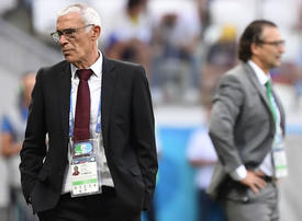 Egypt manager Hector Cuper leaves after disappointing World Cup in Russia
