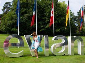 evian appoints Dubai beauty expert as brand ambassador