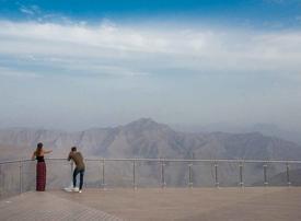 New shuttle service to cooler temperatures at Jebel Jais in RAK