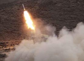 One dead, 11 wounded as Saudi intercepts Yemen rebel missile
