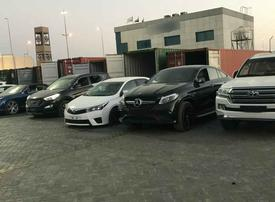 Dubai Police arrest gangs specialising in theft of high-end vehicles
