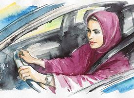 Video: The social and economic impact of Saudi lifting the driving ban