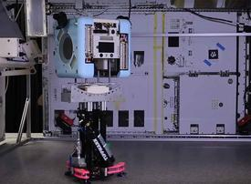 Video: This self-flying robot will help astronauts in space