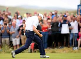 In pictures: Russell Knox claims Dubai Duty Free Irish Open title