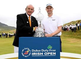 Knox seals Dubai Duty Free Irish Open with two magical putts