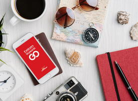 Emirates loyalty programme launches mobile travel companion