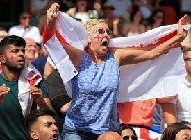 English football fans warned to respect UAE's laws