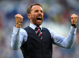 England's FIFA World Cup nears fever pitch on #WaistcoatWednesday