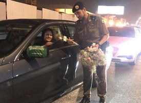 Safety first for Saudi women as they get behind the wheel