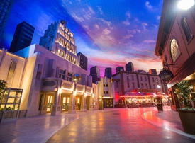 Abu Dhabi's top five projects to attract tourists - photos