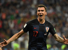 2018 FIFA World Cup: Croatia defeat England to reach the World Cup final for the first time - photos