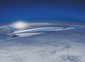 Video: Could supersonic transport be making a comeback?