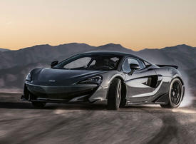McLaren reverses Brexit trend by moving more production to UK