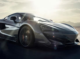 McLaren eyes F1 wannabes with $250,000 road-to-track racer