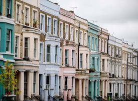 UK house prices fall for the first time in seven months as London decline intensifies