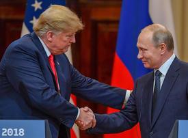 US lawmakers blast Trump over Putin summit