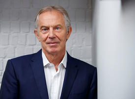 'The only salvation for the Middle East is ruled-based economies', says Blair