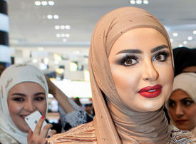 Opinion: Everybody wants to be an influencer. Sondos Al Qattan shows why most people shouldn't