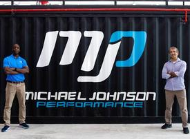 Olympic legend Michael Johnson to launch fitness brand in Dubai
