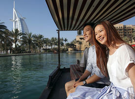One-third of Chinese travellers to UAE visit for business