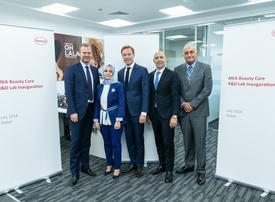 German giant Henkel opens first beauty care lab in Dubai