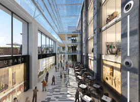 LACASA Holdings unveils plans for Palestine's largest shopping mall