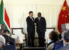 China follows UAE, Saudi with $14bn investment South African pledge