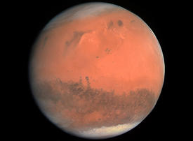 Video: How Mars might hold the key to better understanding climate change