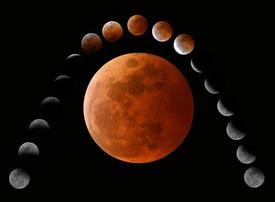 Revealed: best places in the UAE to watch this weekend's lunar eclipse