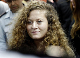 Video: Palestinian Ahed Tamimi on her months in prison