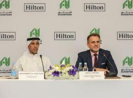 Al Habtoor City hotels to be rebranded as Hilton