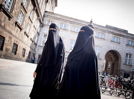 Denmark issues first fine to woman for wearing full-face veil
