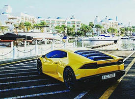 UK tourist in Dubai 'can't afford to pay' $46k Lamborghini fines